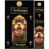 Encens bâtons fragrance & sens 7 archanges 15 gr