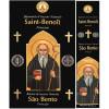 Encens bâtons fragrance & sens Saint Benoit 15 gr