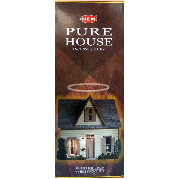 Encens hem pure house 20 gr