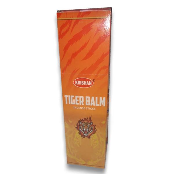 Boite d'encens krishan baume du tigre