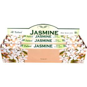 Boite d'encens tulasi jasmin 20 gr