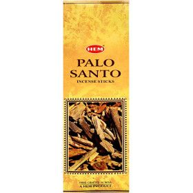 Palo santo encens batons Hem 10 gr