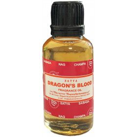 Huile parfumée Satya sang de dragon