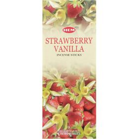Encens hem vanille fraise hexa 20 g
