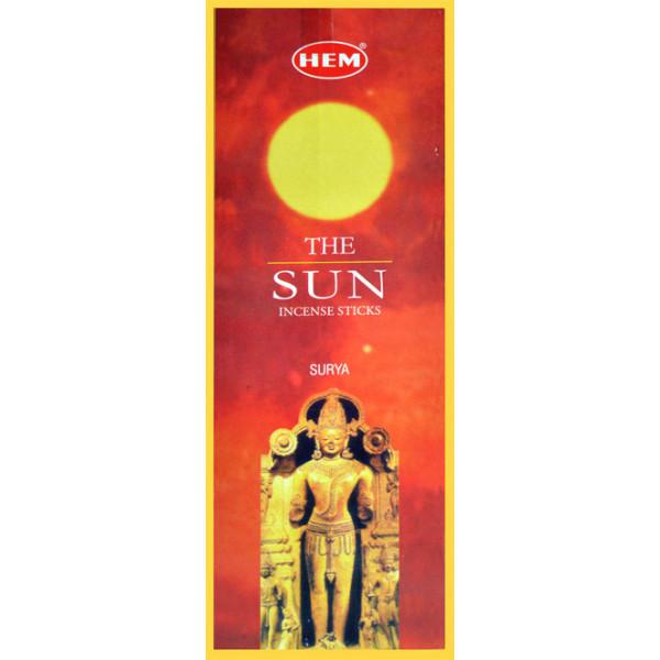 Encens hem the sun 20 grammes