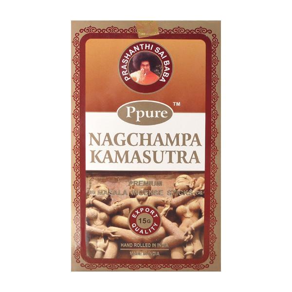 Encens bâtons Ppure nagchampa kamasoutra