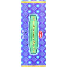 Encens hem frankincense myrrh  (oliban myrrhe) 20 gr