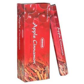 Encens krishan pomme cannelle de 20 gr
