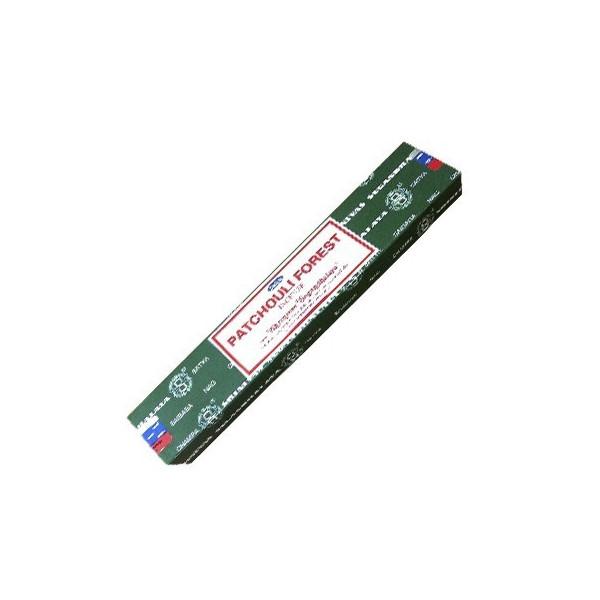 Patchouli forest encens batons satya 15g