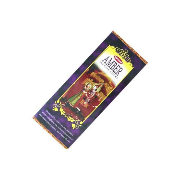 Encens batons krishan ambre