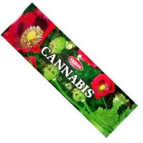 Krishan Cannabis Weihrauch