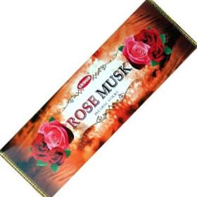 Encens batons krishan rose et musk