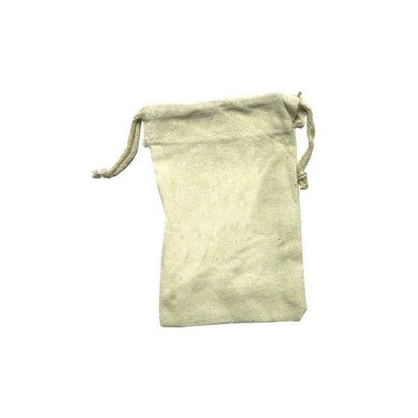 Sachet en coton pour noix de lavage
