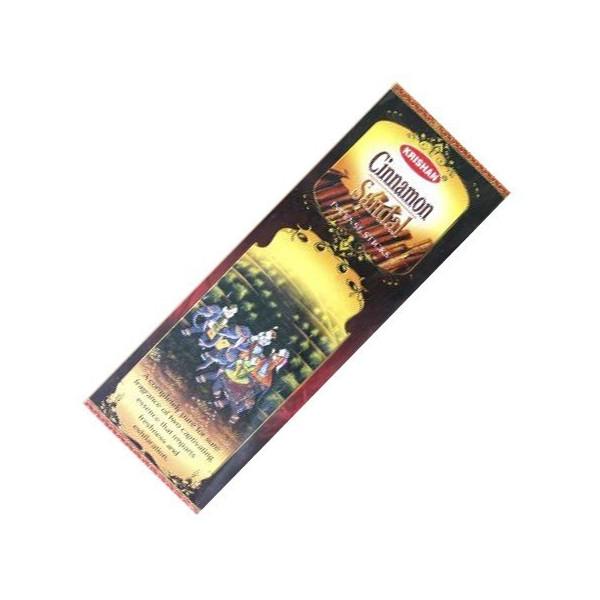 Encens batons cinnamon sandal