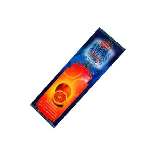Encens batons krishan orange-vanille