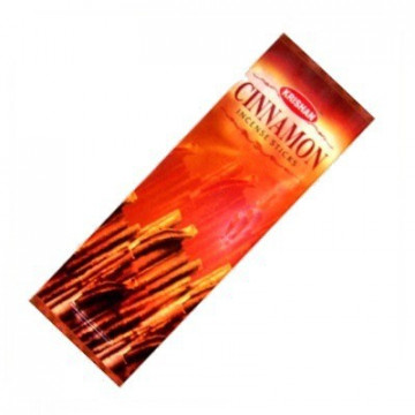 Encens batons krishan cannelle
