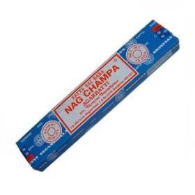 Nag Champa Weihrauch - Räucherstäbchen Box der 15 gr Satya Marke