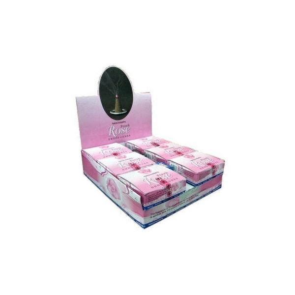 Encens en cônes satya rose