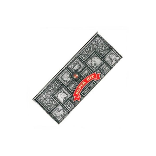 Super Hit Weihrauch in Sticks - Box mit 100 gr - Hersteller Satya