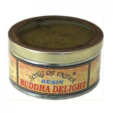 Encens resine bouddha delight song of india