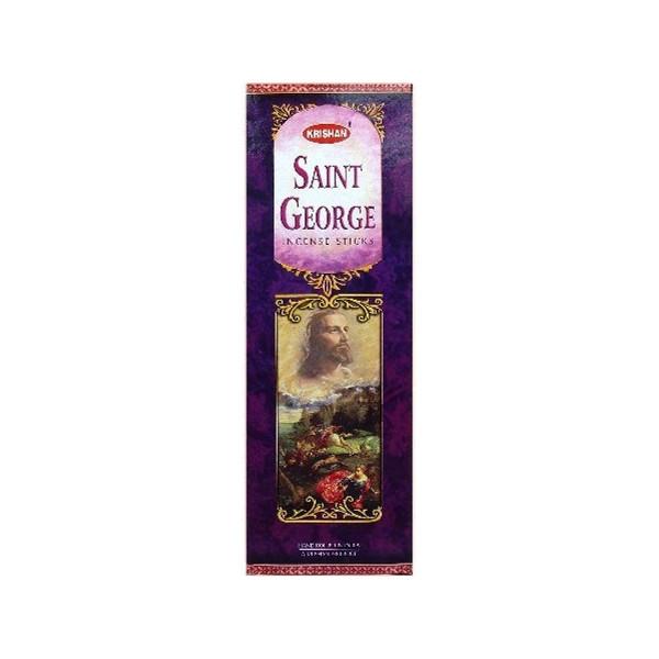 Schachtel Weihrauch Saint Georges