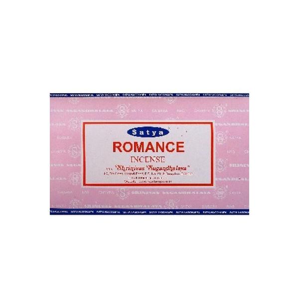 Encens batons satya romance 15 gr