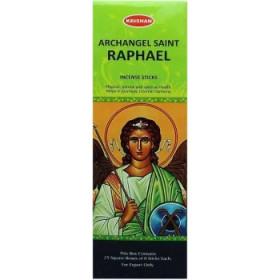 Weihrauch klebt Erzengel Raphael