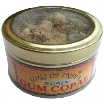 Encens résine gum copal song of india