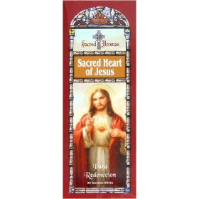 Encens Tulasi sarathi jesus sacré coeur