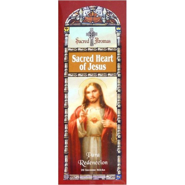 Weihrauch Tulasi Sarathi Jesus Heiliges Herz