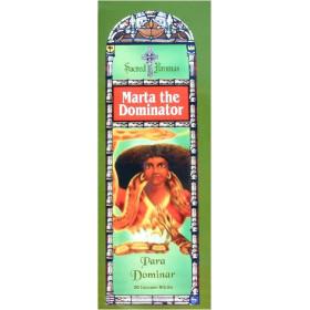Encens Tulasi sarathi sainte marta la dominatrice.