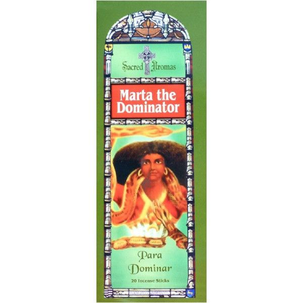 Encens Tulasi sarathi sainte marta la dominatrice