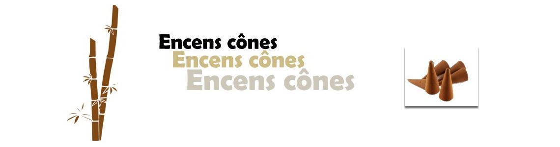 Incense in cones