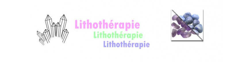 Rolled stones & Lithotherapy